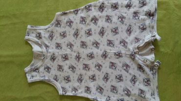 Letnja pidzamica kratka za bebe vel.86,polovna i ocuvana - Petrovac na Mlavi