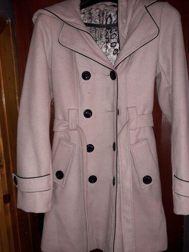 Personalni proizvodi - Irig: Nov nov nov kaput krem boje br.42