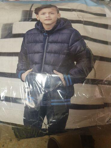 Куртка на мальчика 122, теплая