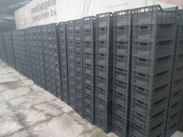 derevjannye igrushki na elku в Кыргызстан: Ящики Пластиковые от завода производителя (новые, отличное качество) д