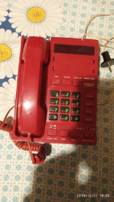 телефоны флай 450 в Азербайджан: Телефон стационарный Для коллекционеров