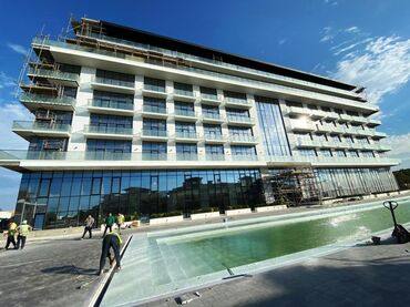 hovuz satilir in Azərbaycan   HOVUZLAR: 2 otaqlı, 75 kv. m   Kombi, Qazla