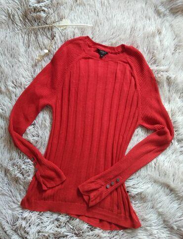 Pepe jeans original džemper, M velicina. Duzina 61 cm, rastegljiv