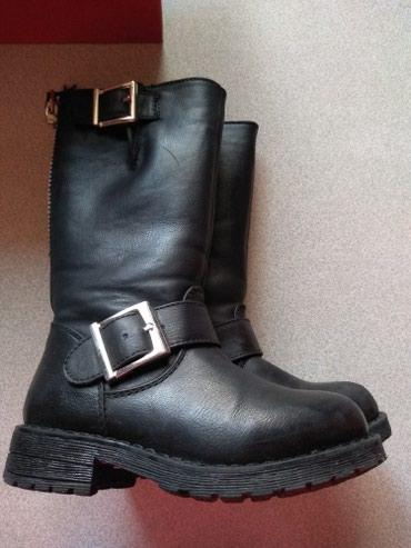 Продаю сапожки кожаные размер 26, в Бишкек