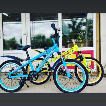 Спорт и хобби - Сокулук: Детские полуспортивные велосипеды Размер рамы 13Размер калесы