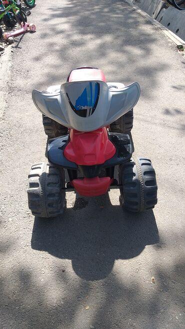 689 объявлений: Продаётся буу квадроцикл детский. Просто аккумлятор надо менят