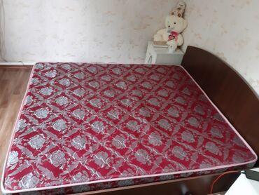 Продаю кровать с ХОРОШИМ матрасом
