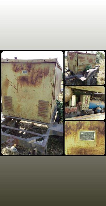 traktor-satiram - Azərbaycan: Sak aparatı satılır. 28 traktor motoru ilə 25 amper tok verir. Svarka