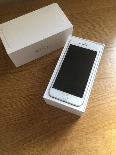Iphone 6 16gb silver! Мой номер 501238800 цена 2400сом в Душанбе
