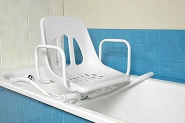 Стул для ванны ,для купания инвалидом, старикам и для детей. в Бишкек