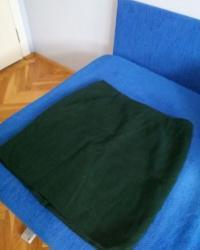 Haljina-s-i-obim-struka-cm - Srbija: Suknja do kolena sa postavom. Materijal čoja. Obim struka 88 cm