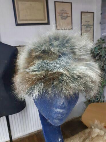 Avo krzno obim - Srbija: Subare od prirodnog krzna rakuna. Obim 59 i 60cm