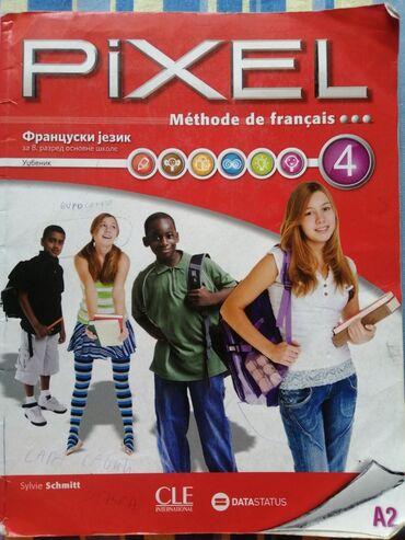 Francuski jezik - Srbija: Francuski jezik za 8 razred