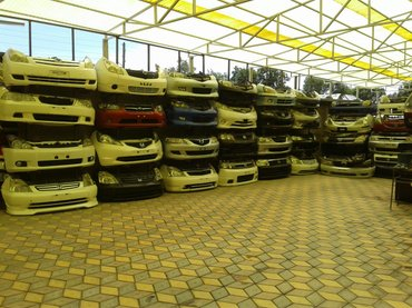 honda qr50 в Кыргызстан: Кузовные запчастьи из японии