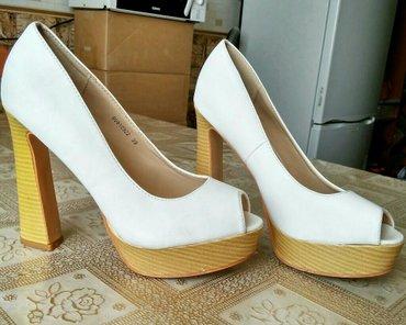 Здравствуйте! продаю обувь 39р: в Бишкек