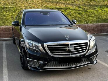 Mercedes-Benz S 500 4.7 л. 2014   170000 км