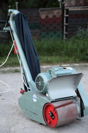 шлифовальная машина для пола аренда в Кыргызстан: Половая шлифовальная машина для   шлифовки деревянных полов аренда