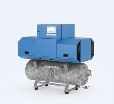 Kompressor Boge C10LR  Komressorun məhsuldarlığı - 1.050/ 1.030m³ / d