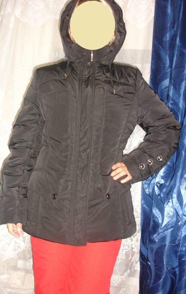 Женская куртка! Очень теплая! Размер 46-48 Качественная! в Бишкек
