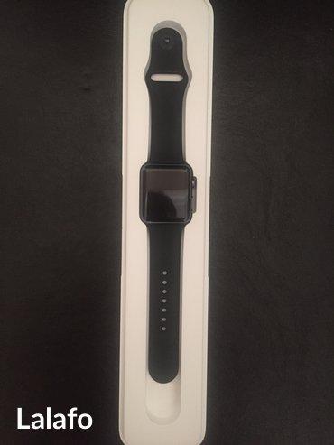 Bakı şəhərində Apple watch 42 mm series 1 yenidi orijinal