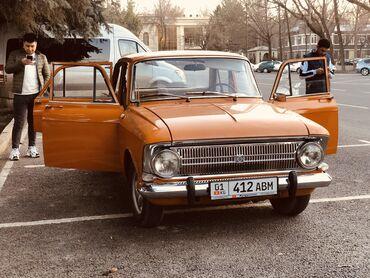 Москвич в Кыргызстан: Москвич 412 1.8 л. 1980   50 км