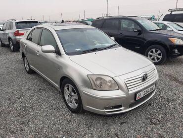 Босоножки серебро - Кыргызстан: Toyota Avensis 1.8 л. 2003