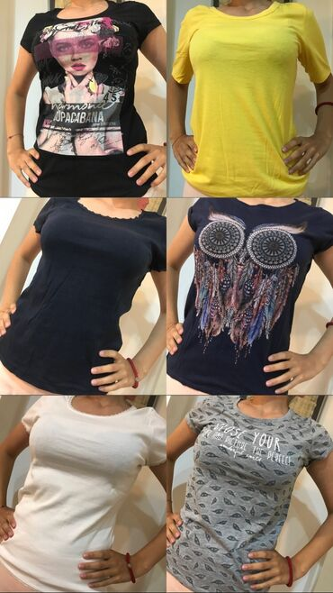 Majice bluze