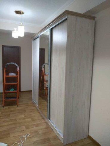 угловая кухонная мягкая мебель в Кыргызстан: Принимаем любые проекты на заказ! Шкаф купе. мебель бишкекмебель