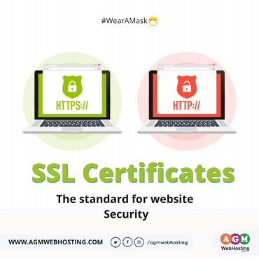 SSL Certificates The Standard for Website Security NPR 1973/Year- AG