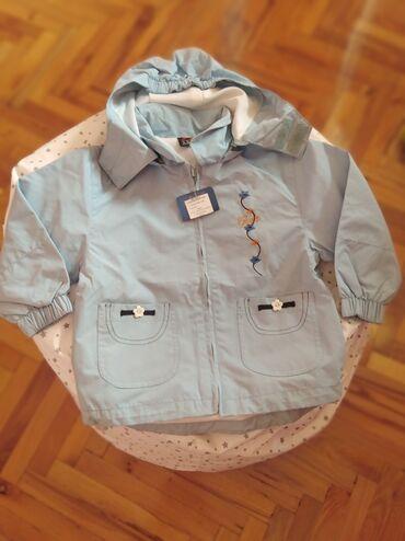 Perike - Srbija: Nova jakna za prelazni period velicina 4 tj 104