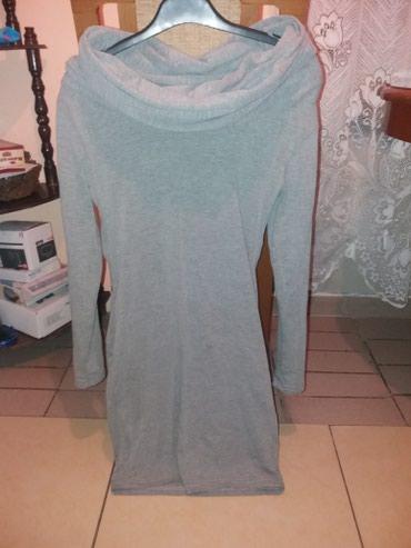 Siva haljina uz telo - Belgrade