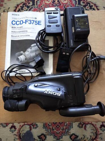 video-kamera-dlja-skajpa в Кыргызстан: Продам Видео камера на з.ч Япония
