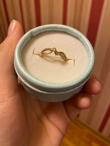 Бриллианты - Кыргызстан: Продаю Бриллиантовое кольцо. Нежное красивое, подойдёт как и