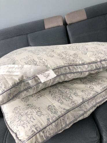 Новые подушки 50на 70. 2 за 600
