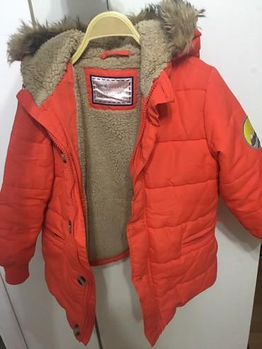Pletena-jaknica - Srbija: Mothercare jaknica
