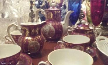 Stari servis za kafu oscar schlegelmilch - Belgrade