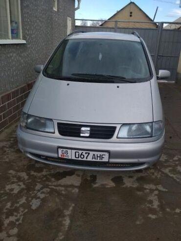 Автомобили - Бишкек: Volkswagen Sharan 2 л. 2001