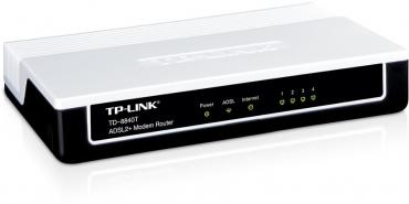 o-router в Кыргызстан: TP-LINK ADSL2+ router w and NAT TD-8840