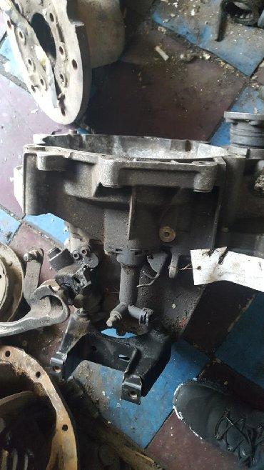 belaja skoda в Кыргызстан: Гольф 5 Caddy Skoda Fabia коробка передач механика запчасти 5 редуктор