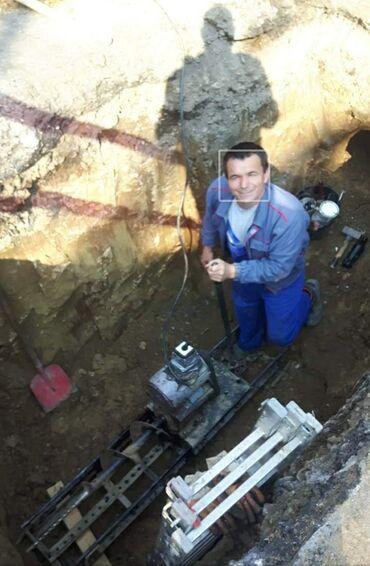 Usluge - Srbija: Vršimo usložno podbušivanje za podzemne instalicije  Od f50 do f300 d