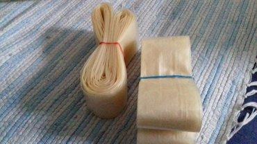 Creva za kobasice plasticna 10m fi 35 40 250 din fi 50 300din - Zrenjanin