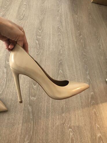 Туфли - Бишкек: Туфли нюд. 38 размер Steve Madden, кожа, заказывала из Америки, малы