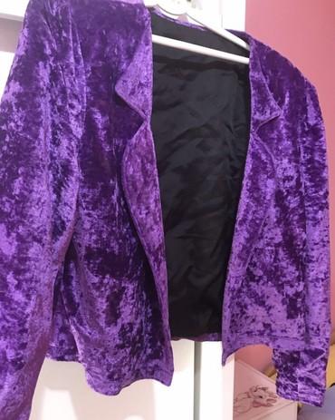 Divan plisani sako ili jaknica za s i m velicinu. Cena 1400 dinara - Novi Sad