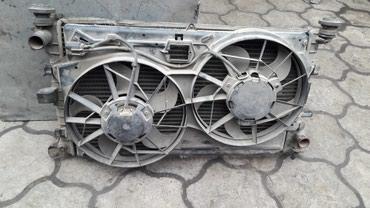 Радиатор форд фокус 2 об бензин 99 год в Бишкек