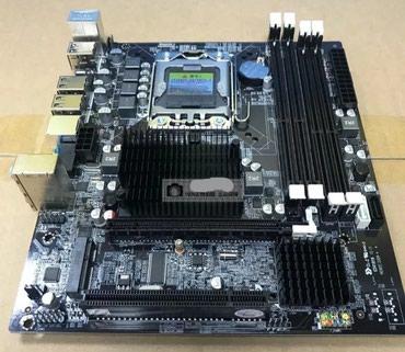 Bakı şəhərində Plata+Ram+Processor+Kuller+Videokarta