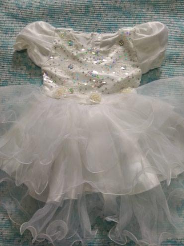 Платье детское, на 3-5 лет. в Бишкек