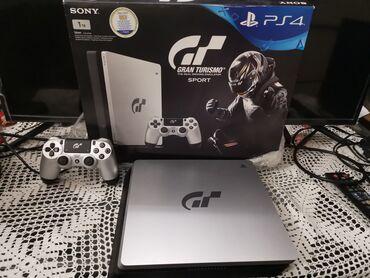 Prodajem konzolu Playstation 4 slim Gran Turismo Limited Edition