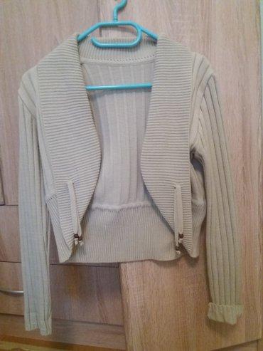 Ženski bolero/bluza,nošeno samo 3 puta,očuvano kao novo - Ruski Krstur