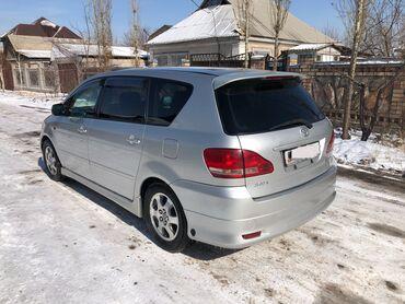 Toyota Ipsum 2.4 л. 2002 | 186320 км