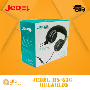 Jedel HS-636 Headset